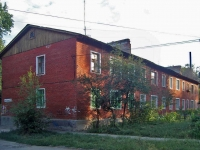 Samara, alley Rotorny, house 8. Apartment house