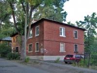 Samara, alley Rotorny, house 9. Apartment house