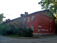 Samara, Rotorny alley, house 12. Apartment house