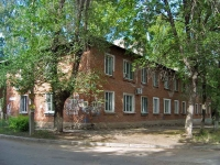 Samara, Rotorny alley, house 13. Apartment house