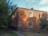 Samara, alley Rotorny, house 16. Apartment house