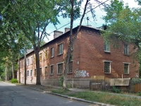 Samara, Rotorny alley, house 21. Apartment house