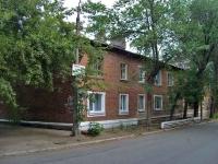 Samara, Rotorny alley, house 23. Apartment house
