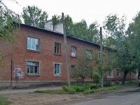 Samara, alley Rotorny, house 25. Apartment house