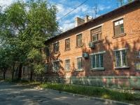 Samara, alley Rotorny, house 15. Apartment house