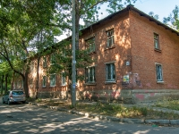 Samara, alley Rotorny, house 17. Apartment house