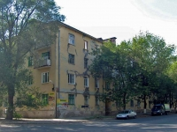 Samara, Serdobskaya st, house 22. Apartment house