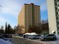 Samara, st Silovaya, house 6. Apartment house