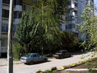 Samara, Solnechnaya st, house 33. Apartment house