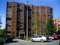 Samara, Solnechnaya st, house 41А. Apartment house
