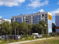 Samara, Solnechnaya st, house 1. Apartment house