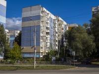 萨马拉市, Solnechnaya st, 房屋 3. 公寓楼