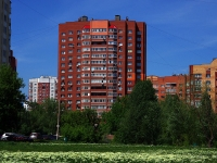 neighbour house: st. Solnechnaya, house 43Б. Apartment house