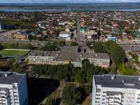 Samara, school №175, Solnechnaya st, house 63