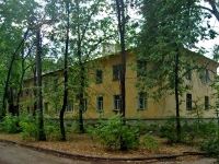 Samara, Tikhiy alley, house 4. Apartment house