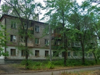 neighbour house: alley. Tikhiy, house 6. Apartment house