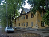 Samara, Tikhiy alley, house 7. Apartment house