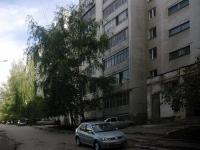 Самара, улица Тополей, дом 4. многоквартирный дом