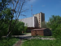 "Samara, office building ОАО ""ВолгаТелеком"", Topoley st, house 7"