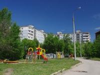 Samara, Topoley st, house 13. Apartment house