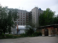 Samara, hostel Самарского авиационного техникума, Fadeev st, house 42