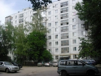 Samara, st Fadeev, house 50. Apartment house