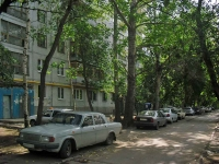 Samara, Fadeev st, house 57. Apartment house