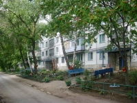 Samara, Fadeev st, house 59. Apartment house