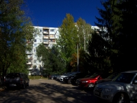 Samara, Fadeev st, house 60. Apartment house