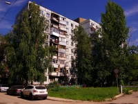 neighbour house: st. Fadeev, house 60. Apartment house