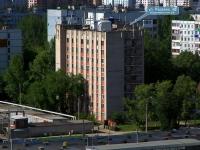 соседний дом: ул. Фадеева, дом 42. общежитие Самарского авиационного техникума