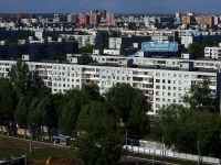 Samara, Fadeev st, house 53. Apartment house