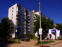 Samara, Fadeev st, house 56. Apartment house