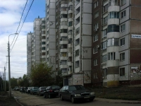 Samara, Shvernik st, house 5. Apartment house