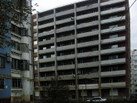 Samara, Shvernik st, house 15. Apartment house