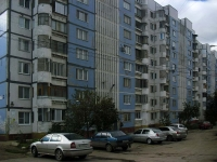 Samara, Shvernik st, house 11. Apartment house