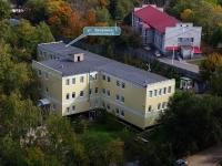 "Самара, улица Шверника, дом 7. санаторий ""Юность"""
