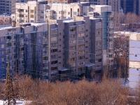 Самара, улица Шверника, дом 16. многоквартирный дом