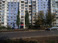 Samara, Shvernik st, house 19. Apartment house