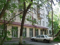 neighbour house: st. Morisa Toreza, house 7. Apartment house