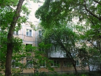 Samara, Morisa Toreza st, house 24. Apartment house