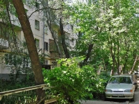 neighbour house: st. Morisa Toreza, house 27. Apartment house