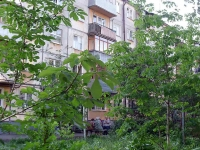 Samara, Morisa Toreza st, house 30. Apartment house