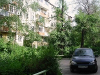 Samara, Morisa Toreza st, house 36. Apartment house