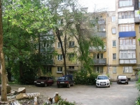 Samara, Morisa Toreza st, house 49. Apartment house