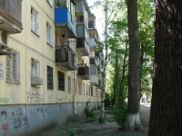 Samara, Morisa Toreza st, house 65. Apartment house