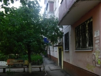 Samara, Morisa Toreza st, house 87. Apartment house