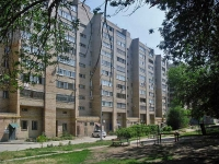 neighbour house: st. Morisa Toreza, house 105А. Apartment house