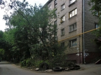 Samara, Morisa Toreza st, house 129. Apartment house with a store on the ground-floor