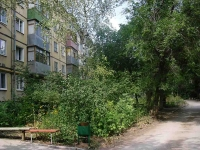 Samara, Morisa Toreza st, house 143. Apartment house